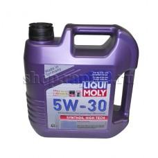 Синтетическое моторное масло для Skoda Rapid, Liqui Moly Synthoil High Tech 5W-30