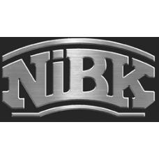 Колодки тормозные передние для Skoda Rapid CFNA 1,6 (105 л.с.), NiBK PN33002
