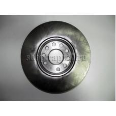Диск тормозной передний для Skoda Rapid CAXA 1,4 ( 122 л.с), MEYLE 1155211045