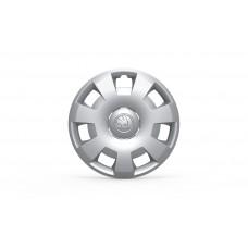 Колпак Metis для стальных дисков R 14 Skoda Rapid 5,0Jx14, VAG 5JA071454