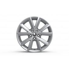 Легкосплавные колесные диски Antia для Skoda Rapid, 7,0 J х 16