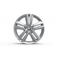 Легкосплавные колесные диски Ray для Skoda Rapid, 7,0 J х 17