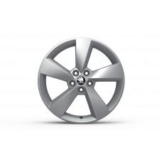 Легкосплавные колесные диски Camelot для Skoda Rapid, 7,0 J х 17