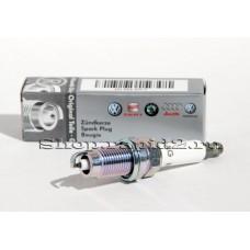 Свеча зажигания для Skoda Rapid CFNA 1,6 (105 л.с.), VAG 101905617C