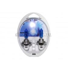 Галогеновая лампа H7 (2 шт.)  для Skoda Rapid, Philips Diamond Vision