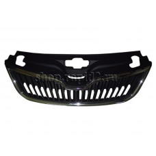 Решетка радиатора в сборе (хром. накладка) для Skoda Rapid, VAG 5JA8536519B9