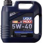 Масло моторное для Skoda Rapid, Liqui Moly Optimal Synth 5W-40 4л
