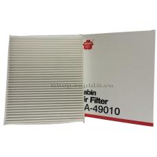 Фильтр салона для Skoda Rapid, Sakura CA49010