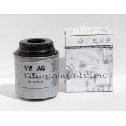 Фильтр масляный для Skoda Rapid CFNA 1,6 (105 л.с.), CAXA 1,4 ( 122 л.с), VAG 03C115561H