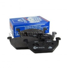 Колодки тормозные передние для Skoda Rapid CFNA 1,6 (105 л.с.), ATE 13.0460-7111.2
