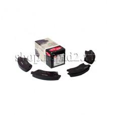 Колодки тормозные передние для Skoda Rapid CFNA 1,6 (105 л.с.), DELPHI LP2444