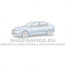 Винт диска тормозного для Skoda Rapid, VAG N10648301